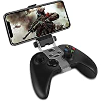 TNP Phone Clip Holder Compatible with Xbox One S X Wireless Controller, Foldable Clamp Mount Bracket Game Accessories…