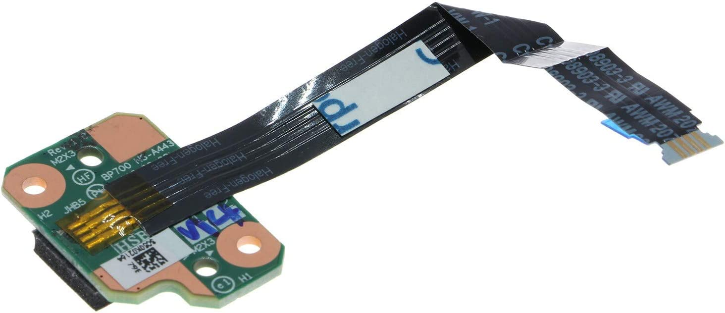 Power Button Switch Board for dell Inspiron 15 7547 7548 NBX0001GH00 SC50K02164 NS-A443