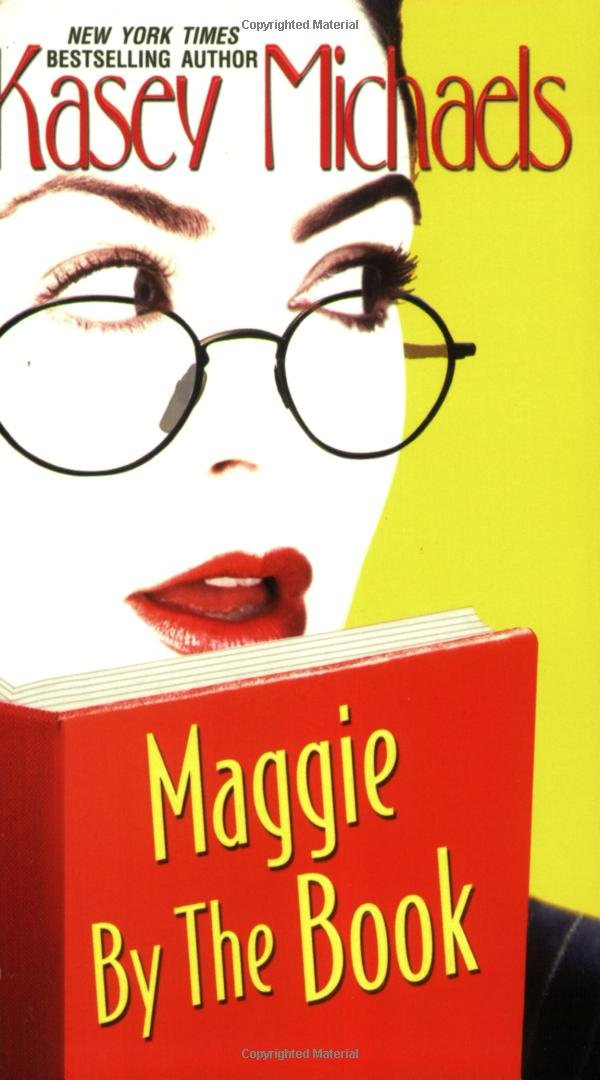 Maggie By The Book ebook