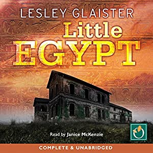 Little Egypt Audiobook