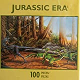 Jurassic Era Dinosurs 100 Piece Puzzle by Sure-Lox
