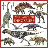 2018 Calendar: Dinosaurs