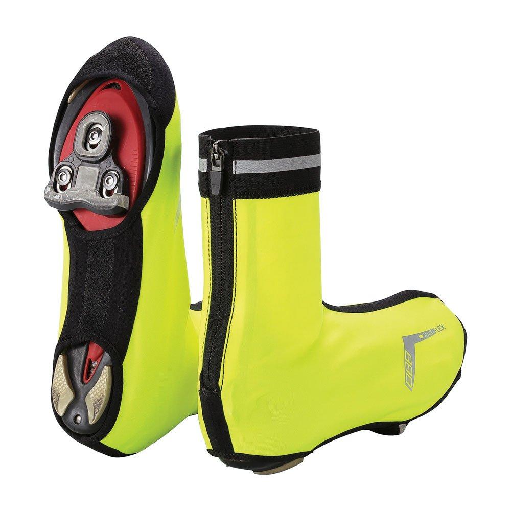 BBB rainflex invernale impermeabile copriscarpe ciclismo Copriscarpe, Black, 41-42