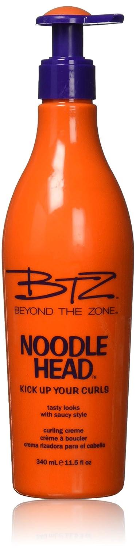 Beyond The Zone Noodle Head Kick Up Your Curls Curling Creme, 11.5 fl oz