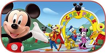 Parasol para Ventana Trasera de Coche con dise/ño de Mickey Mouse