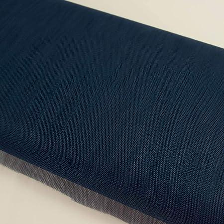 StoffWerning Tüll Uni - Tela de Tul, Color Azul Oscuro, se Vende ...