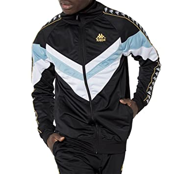 Kappa Authentic Torrado Trackjacket  Amazon.de  Sport   Freizeit 19d6a9c97f11e