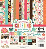 Echo Park Paper Company I'd Rather Be Crafting Collection Kit