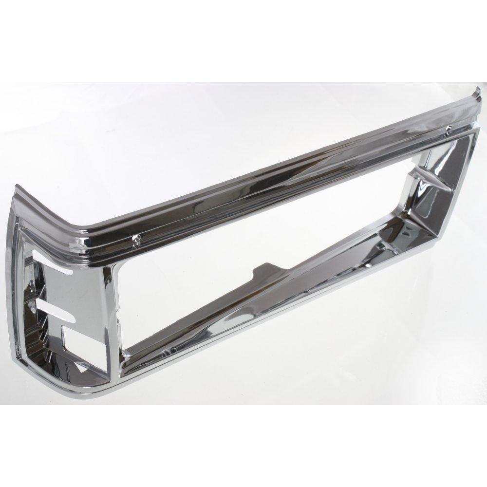 Evan-Fischer EVA18972010645 Headlight Door for Chevrolet Caprice 81-85 Parisienne 83-86 RH Right Side