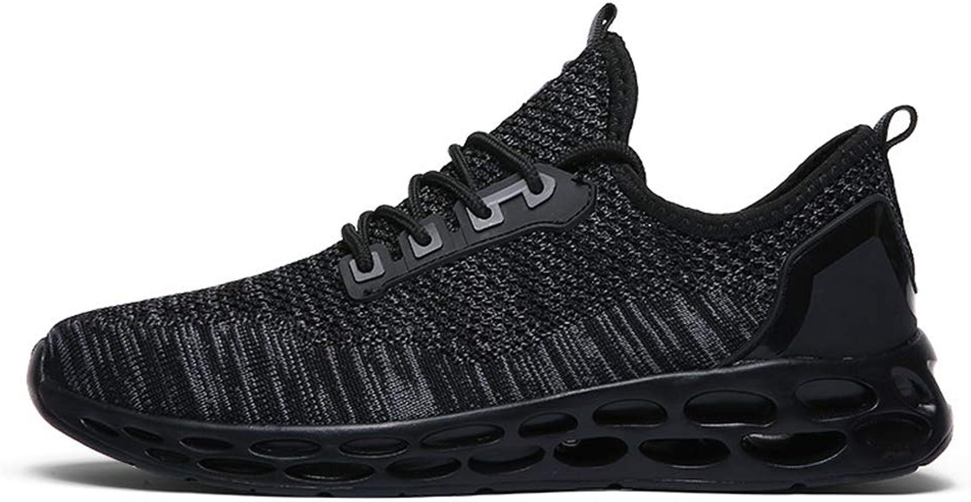 Zapatillas de Running para Hombre Ligeras y Transpirables ...