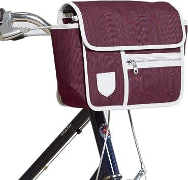 Goodordering bicicleta bolsa de manillar bicicleta bolsa para ...