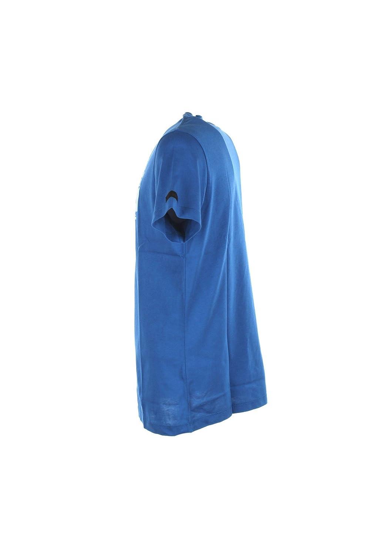 RRD T shirt Uomo 50 Azzurro 18130 Primavera Estate 2018