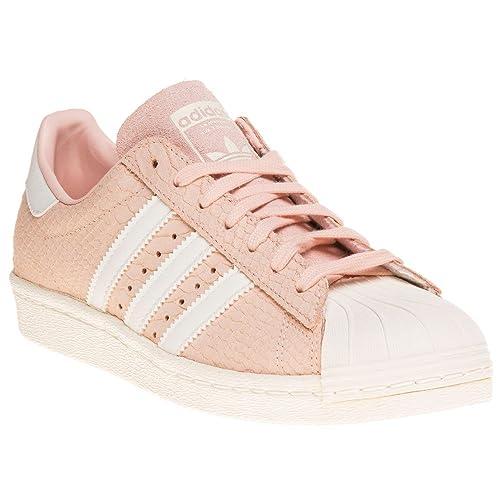 Adidas Superstar 80s Mujer Zapatillas Rosa