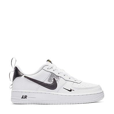 Nike Unisex Kinder Sneaker, Weiß (White, WhiteBlack, Tour