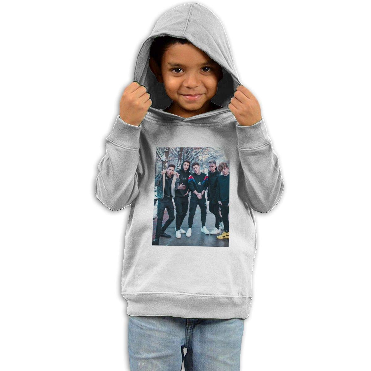 Stacy J. Payne Boys Why Don't We Merch Particular Hoody39 White