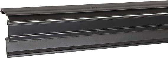 Hermex GUPO-120N, Guardapolvos para puertas, color negro, 120cm de largo: Amazon.com.mx: Herramientas y Mejoras del Hogar
