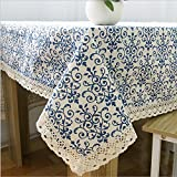 Homedeco Retro Tablecloth with