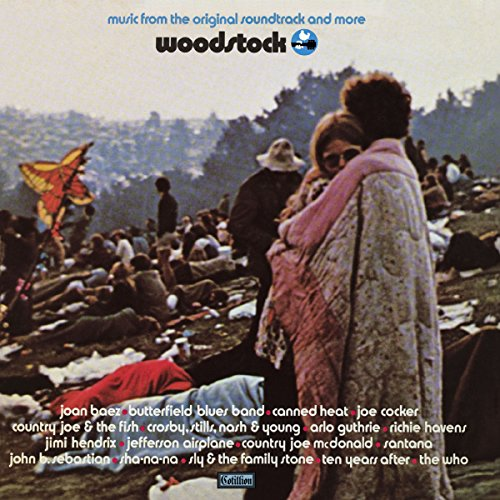 Woodstock: Music From The Original Soundtrack And More, Vol. 1 (Best Modern Country Artists)