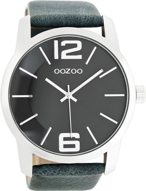 Oozoo Damenuhr Blau C8034