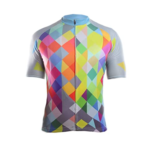 6f2b90f94 Image Unavailable. Image not available for. Color  Uglyfrog  ZD07 2017 New Short  Sleeve Cycling Jersey Men s Summer ...