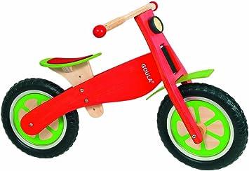 Diset Goula - Bicicleta de Madera sin Pedales 54150: Amazon.es ...