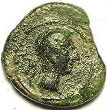 SPAIN CASTULO 2ND CENT BC UNIT 17 MM SCU