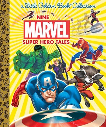 NINE MARVEL SUPER HE