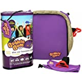 Inflatable and Portable Car Booster Seat Color: Purple