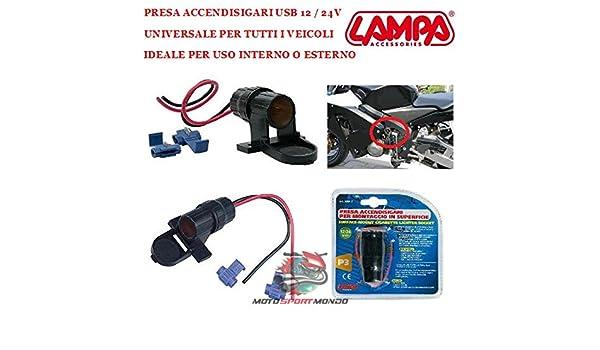 39067 lampa Universal para Todos los vehículos para Aspes: Amazon ...