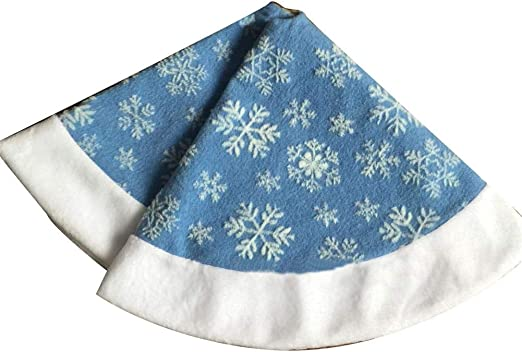 Thrivinger Falda del Árbol De Navidad Decoración De La Falda De ...