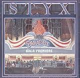Styx: Paradise Theatre LP VG++/NM Canada A&M SP-3719 gatefold cover