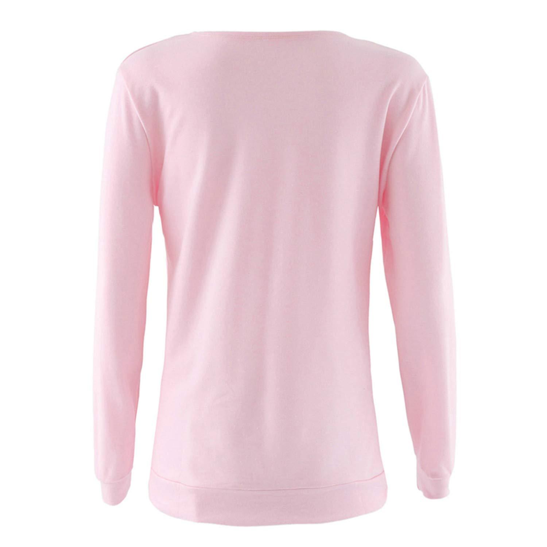 Gomis Casual Hoodies Women Fashion Lace Up Hoodies Sweatshirt Female Solid Pullover Hoodies Tracksuit Top Christmas Jumper