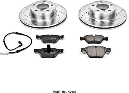 Autospecialty KOE2890 1-Click OE Replacement Brake Kit