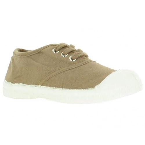 Bensimon Ten lago infantil ostra E15004C153105-zapatillas para niño, Beige - natural, 33