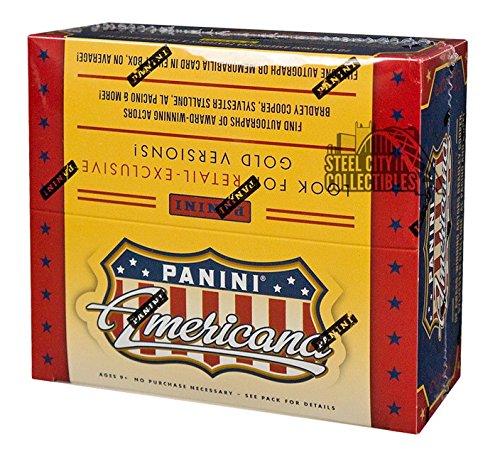 2015 Panini Americana 24ct Retail Box
