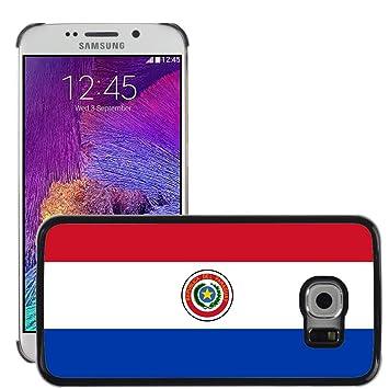 GoGoMobile Etui Housse Coque de Protection Cover Rigide pour//V00001146 Paraguay Bandera Nacional País