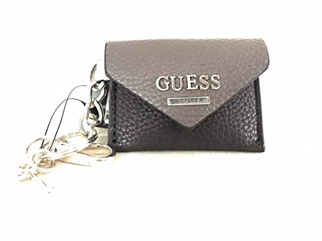 più foto 217ce 5304c GUESS PORTAMONETE DONNA GROUP CATE GIFTING K6216100 BROWN ...