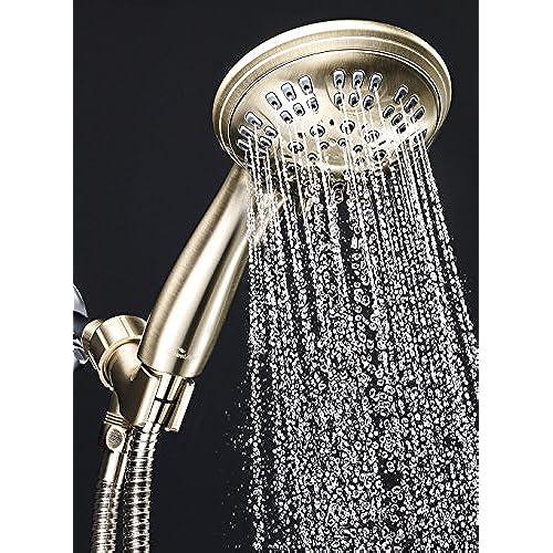Moen Shower Head and Hand Held Brushed Nickel: Amazon.com