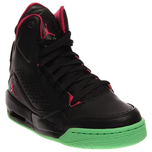 b61ac9f1e398 Jordan Nike Air Sc-3 Bg Hi Top Trainers 629942 Sneakers Shoes (UK 5.5 Us 6y  EU 38.5