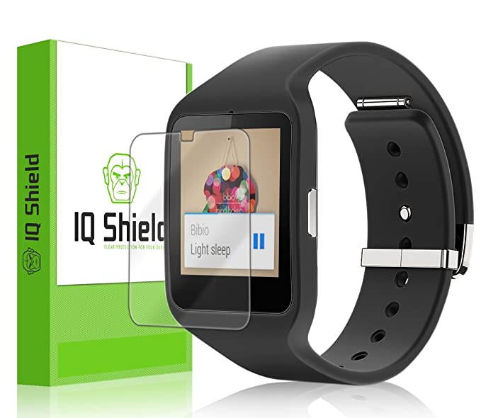 Amazon.com: IQ Shield Screen Protector Compatible with Sony ...