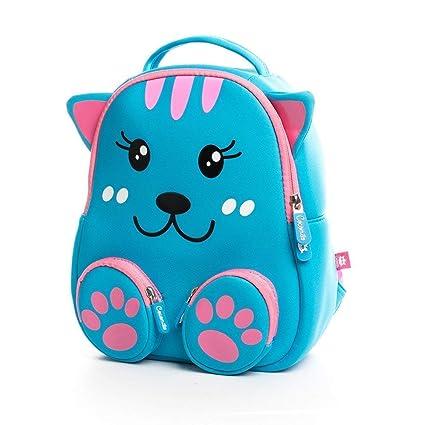 Enfant Sac à Dos Bébé Sac Mignon Cartable Maternelle Fille Garçon Toddler  Backpack Tout-Petit d82dfee4856