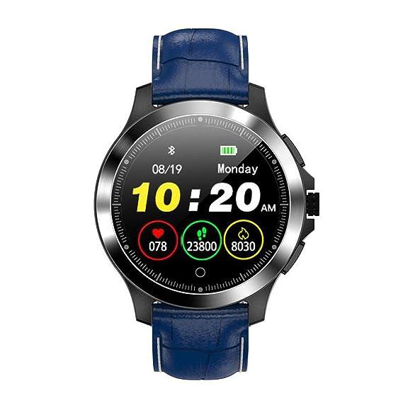 Reloj Actividad Inteligente LHWY W8 Smart Watch Color ...
