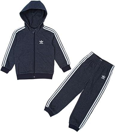 adidas Originals Jogger Niños Hfl Jeans Chándal para deporte Traje ...
