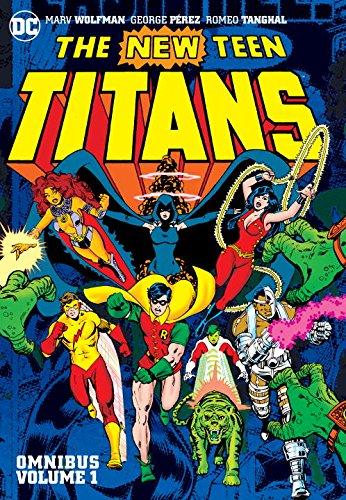 New Teen Titans Vol. 1 Omnibus (New Edition) [Marv Wolfman] (Tapa Dura)