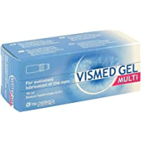 VISMED Multi Lubricating Eye Gel, 10 ml