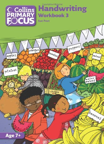 Download Workbook 3: Handwriting (Collins Primary Focus) pdf epub