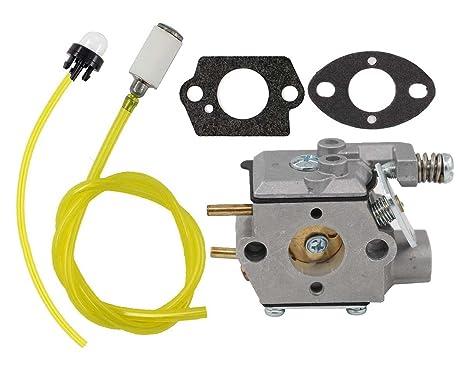 amazon com carburetor for poulan wt3100 sears weedeater craftsmancarburetor for poulan wt3100 sears weedeater craftsman walbro wt 629 wt 629 1