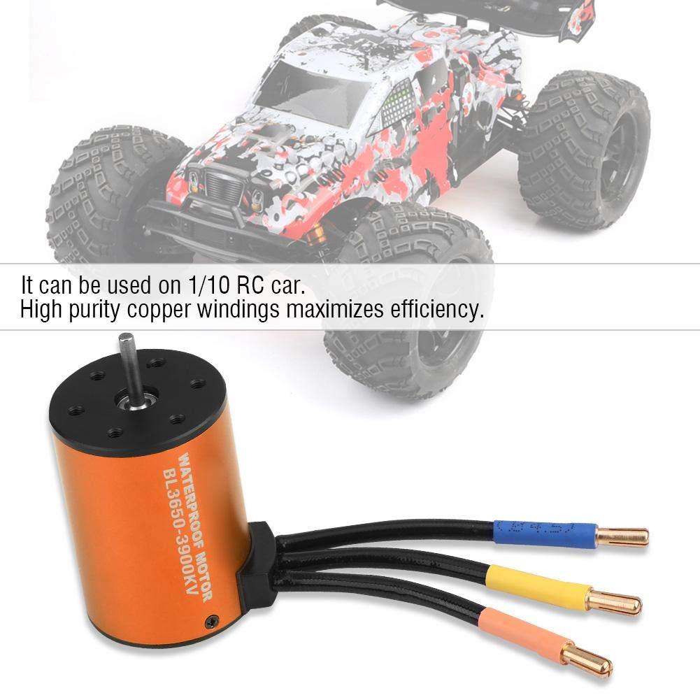 3900KV 4300KV Motore Accessori Auto 1//10 RC Dilwe Motore brushless 1//10 3650 3500KV 3500KV