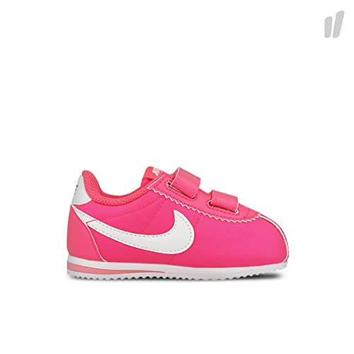 5de33ab89448 Nike Baby Boys  Cortez Nylon (TDV) Shoes for Newborn Babies Multicolour Size