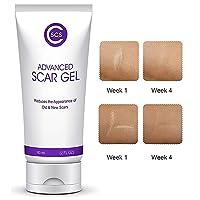 CSCS Most Effective Scar Remover Cream with Hydrolyzed Collagen & Vitamin E - Heals...